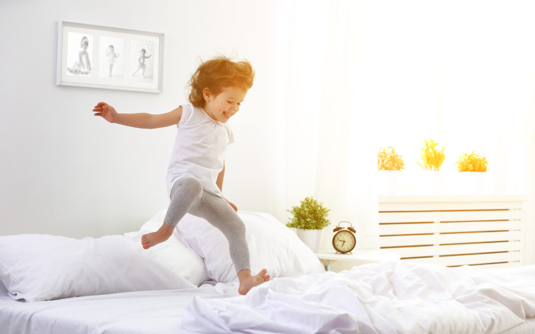 Mattress cleaning available that wipes out 99.9% of dust-mites and allergens.